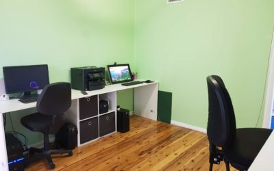 Quick & Easy Office Renovation